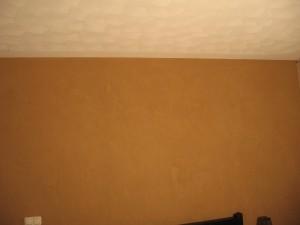 leem met schuurwerk plafond
